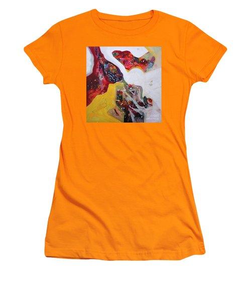 Mirage V Women's T-Shirt (Junior Cut) by Sanjay Punekar