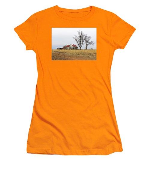 Missouri Silence Women's T-Shirt (Athletic Fit)