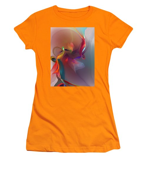 Mixed Emotions Women's T-Shirt (Athletic Fit)