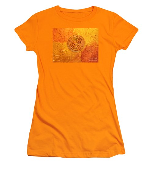 Molten Spiral Women's T-Shirt (Junior Cut)