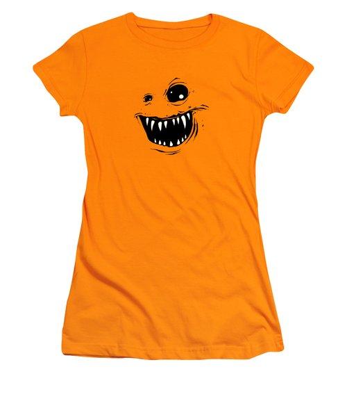 Monty Women's T-Shirt (Junior Cut) by Nicholas Ely