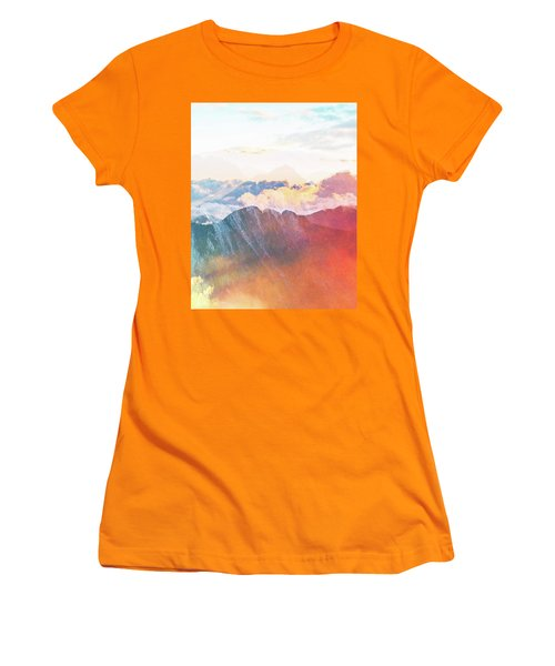 Mountain Glory Women's T-Shirt (Athletic Fit)