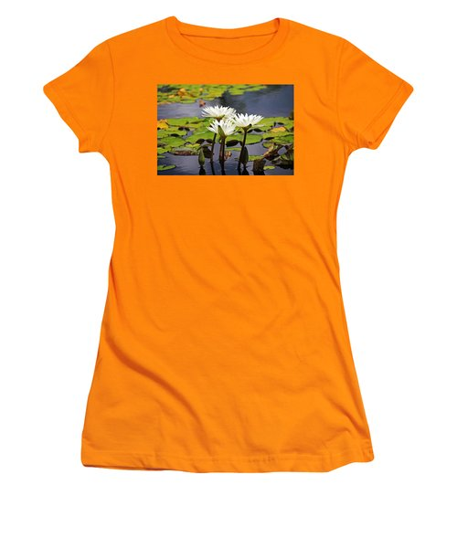 Women's T-Shirt (Athletic Fit) featuring the photograph My Sweetest Madness by Michiale Schneider