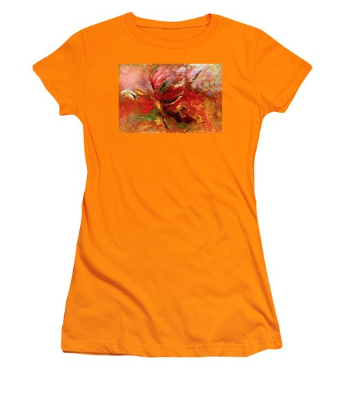 Nature Spirits Women's T-Shirt (Athletic Fit)