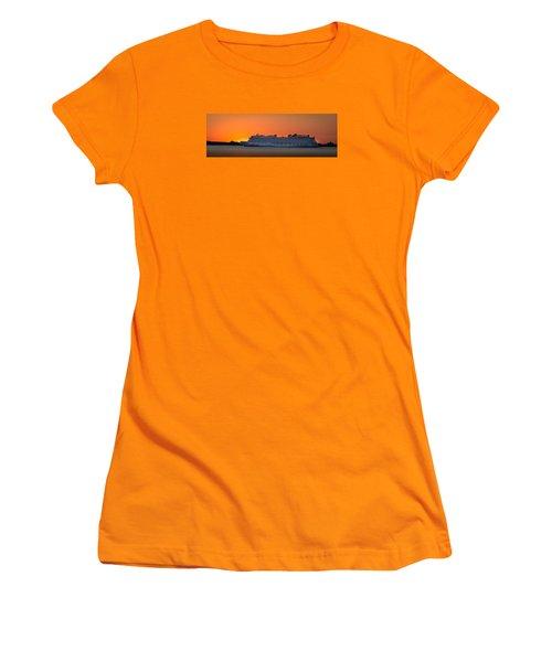 Norwegian Breakaway Women's T-Shirt (Junior Cut) by Kenneth Cole