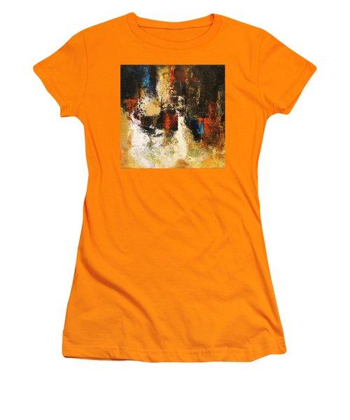 November Evening 1 Women's T-Shirt (Athletic Fit)