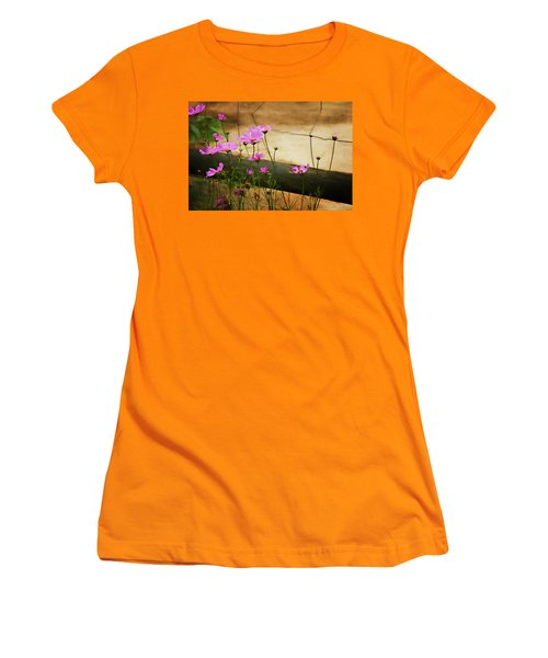 Oasis In The Desert Women's T-Shirt (Junior Cut) by Lana Trussell