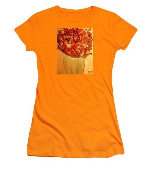 Old Green Vase Women's T-Shirt (Junior Cut) by Bill OConnor