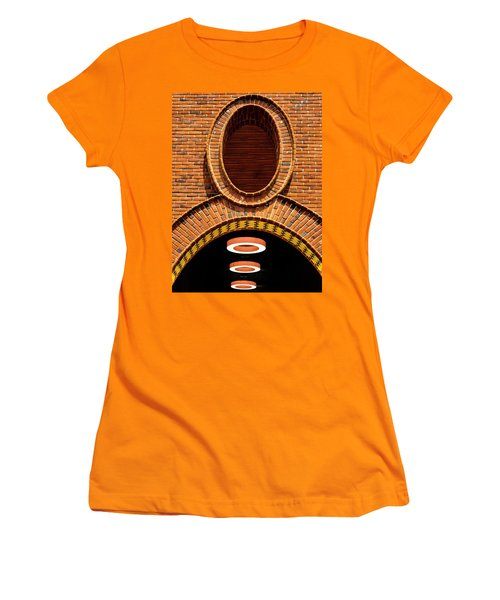 Women's T-Shirt (Athletic Fit) featuring the photograph Oooo by Paul Wear