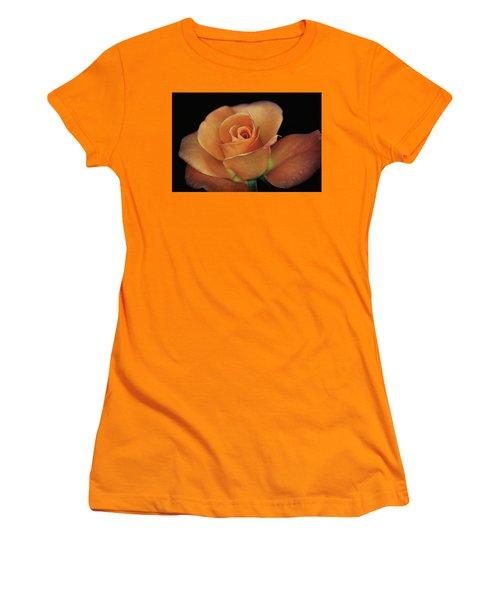 Orange Cream Women's T-Shirt (Athletic Fit)