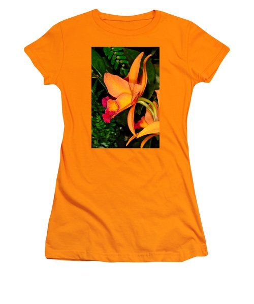 Orchid 355 Women's T-Shirt (Athletic Fit)