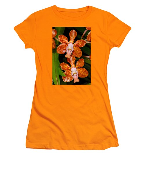 Orchid 450 Women's T-Shirt (Athletic Fit)