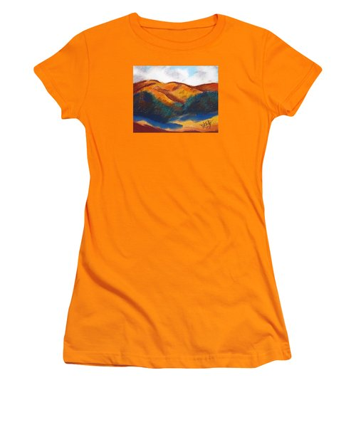 Oregon Hills Women's T-Shirt (Athletic Fit)