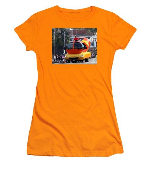 Oscar Mayer Wienermobile Women's T-Shirt (Athletic Fit)