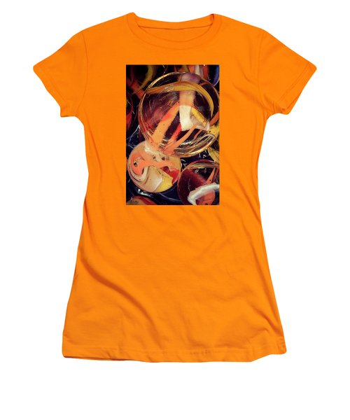Women's T-Shirt (Junior Cut) featuring the photograph Other Worlds II by Shelly Stallings