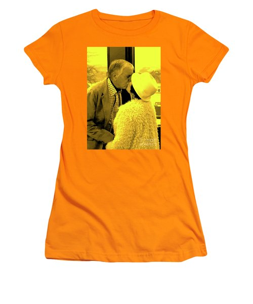 P4 Women's T-Shirt (Junior Cut) by Jesse Ciazza