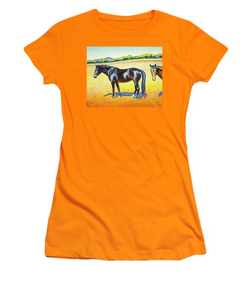 Pasture Pals 2 Women's T-Shirt (Athletic Fit)