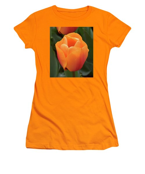 Peachy Keen Women's T-Shirt (Athletic Fit)