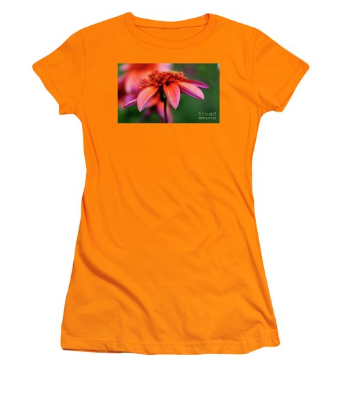 Petal Perfect Women's T-Shirt (Athletic Fit)