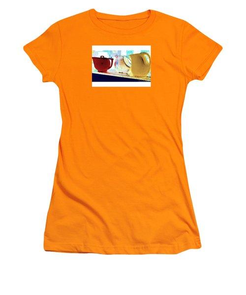 Pitchers Women's T-Shirt (Athletic Fit)