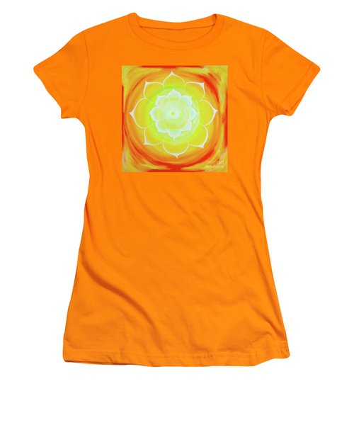 Prem Yantra Women's T-Shirt (Athletic Fit)