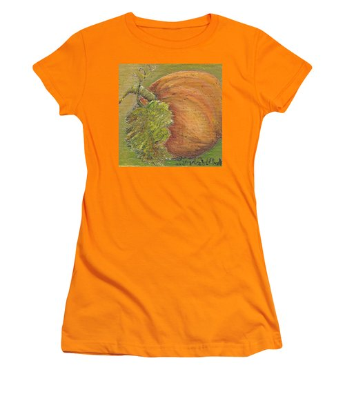 Pumpkin Time Women's T-Shirt (Athletic Fit)