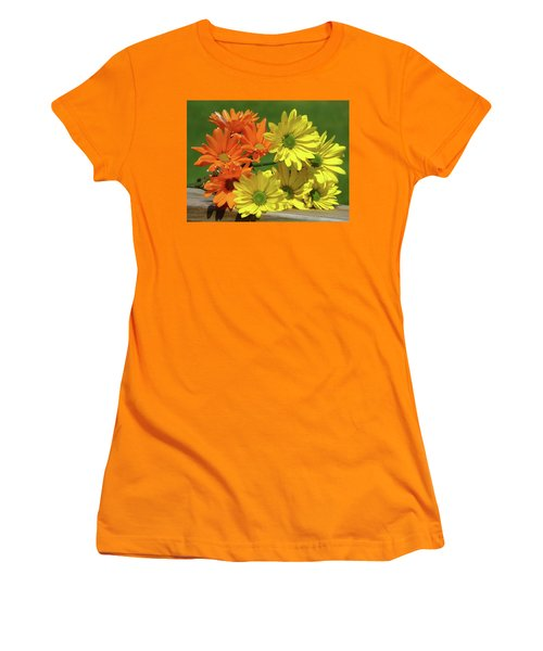 Rainbow Mums 4 Of 5 Women's T-Shirt (Athletic Fit)