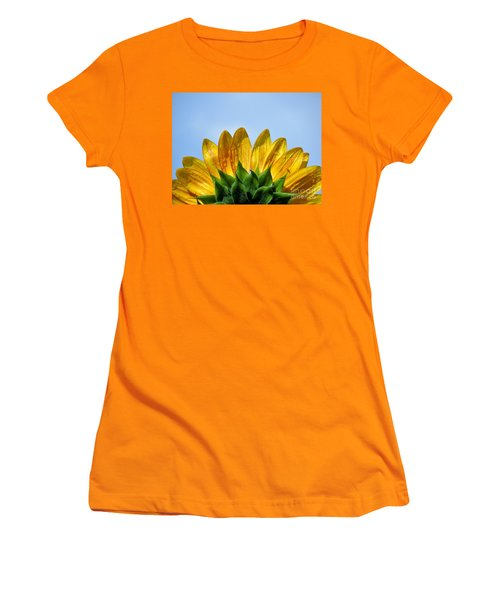Rays Of Sunshine Women's T-Shirt (Athletic Fit)