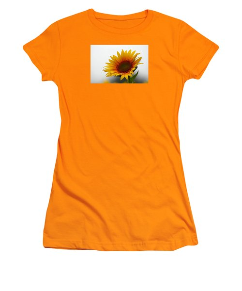 Reaching For The Sun Women's T-Shirt (Athletic Fit)