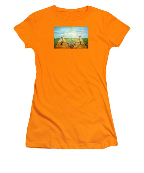 Redemption Women's T-Shirt (Athletic Fit)