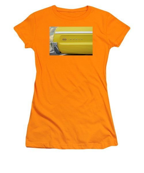 Women's T-Shirt (Junior Cut) featuring the photograph S S Impala by Mike McGlothlen