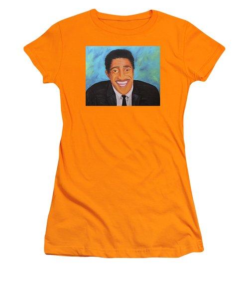 Sammy Smiles Women's T-Shirt (Athletic Fit)