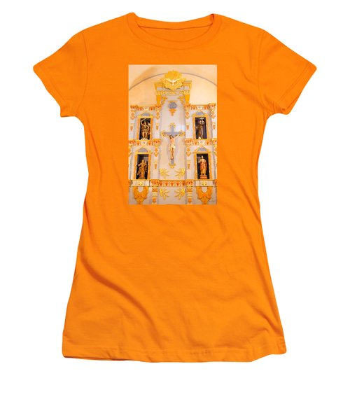 San Jose Chapel Women's T-Shirt (Athletic Fit)