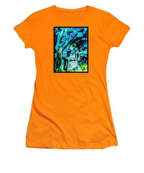 Sea Changes Women's T-Shirt (Junior Cut) by William Wyckoff