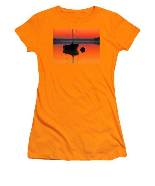September Dreams Women's T-Shirt (Junior Cut) by Dianne Cowen