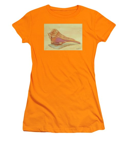 Shell 5 Women's T-Shirt (Athletic Fit)