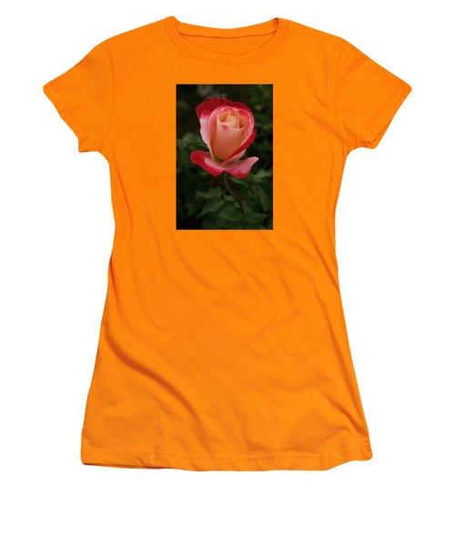 Skc 0435 Nature's Color Shading Women's T-Shirt (Junior Cut) by Sunil Kapadia