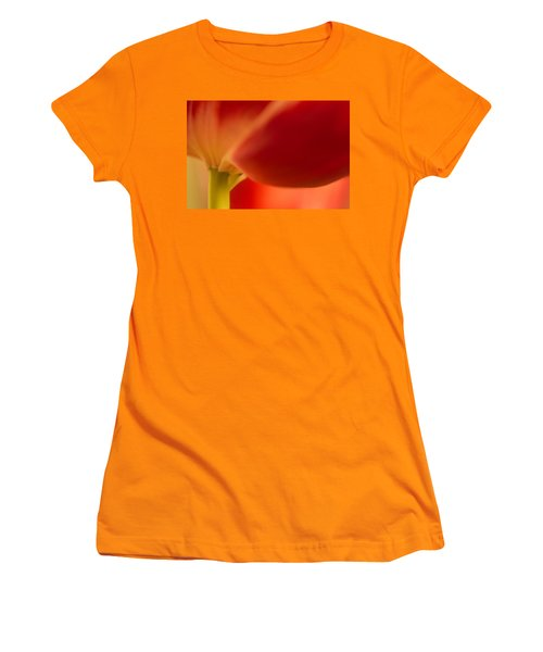 Soft Tulip Women's T-Shirt (Athletic Fit)