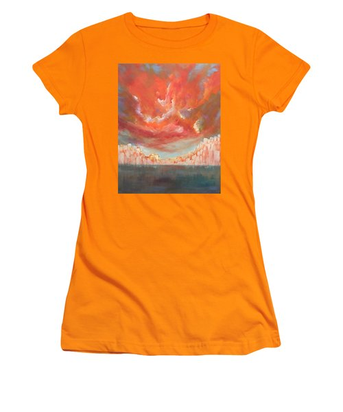 Sojourn Women's T-Shirt (Athletic Fit)