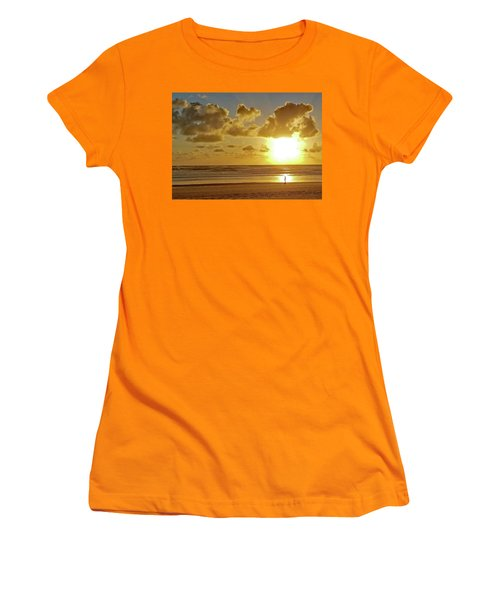 Solar Moment Women's T-Shirt (Athletic Fit)