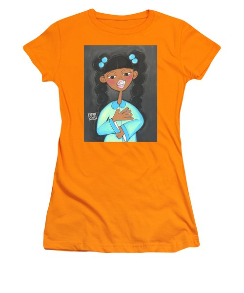 Solo Women's T-Shirt (Athletic Fit)