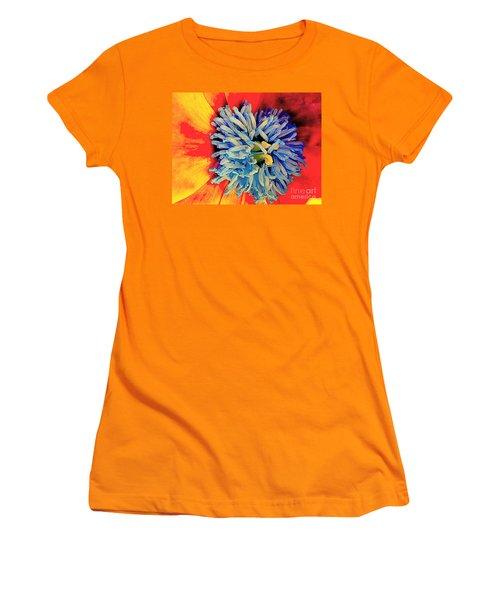 Soul Vibrations Women's T-Shirt (Athletic Fit)
