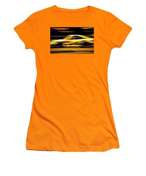 Speedmerchant Women's T-Shirt (Junior Cut) by Michael Nowotny