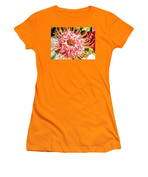 Spider Flower Women's T-Shirt (Athletic Fit)