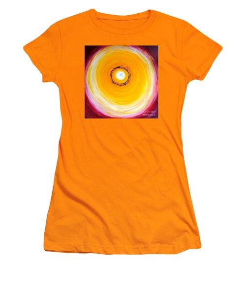 Spirit Of Gratitude Women's T-Shirt (Athletic Fit)