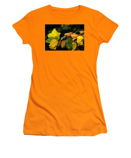Spring Almost Gone Women's T-Shirt (Athletic Fit)