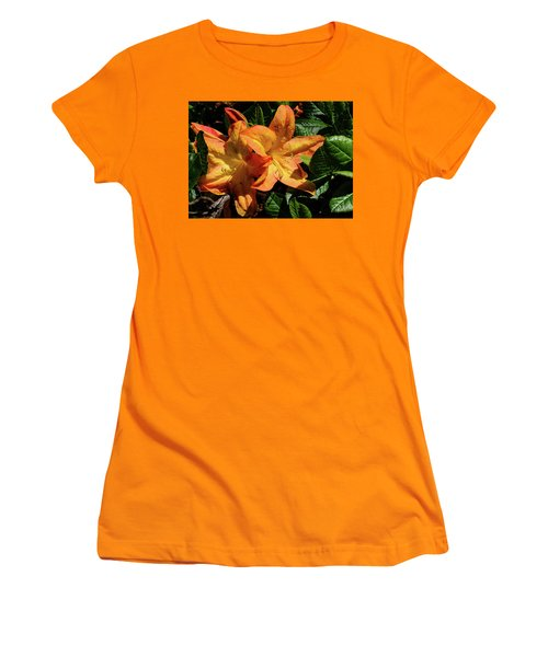 Spring Bloom Women's T-Shirt (Athletic Fit)