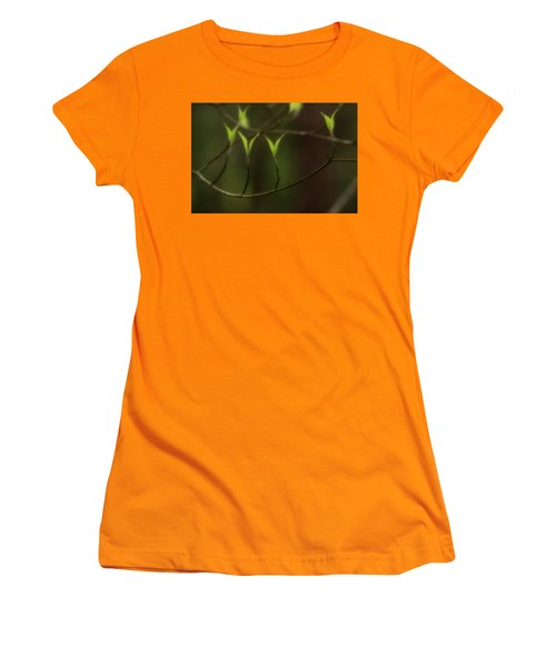 Women's T-Shirt (Junior Cut) featuring the photograph Spring Time by Mike Eingle
