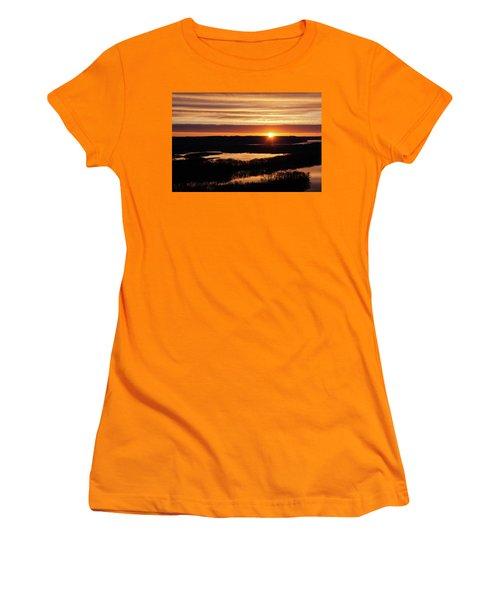 Srw-7 Women's T-Shirt (Athletic Fit)