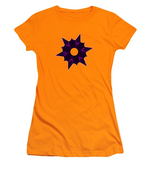 Star Record No. 8 Women's T-Shirt (Junior Cut) by Stephanie Brock